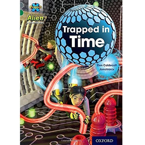 Project X (Series 2) - Trapped in Time?