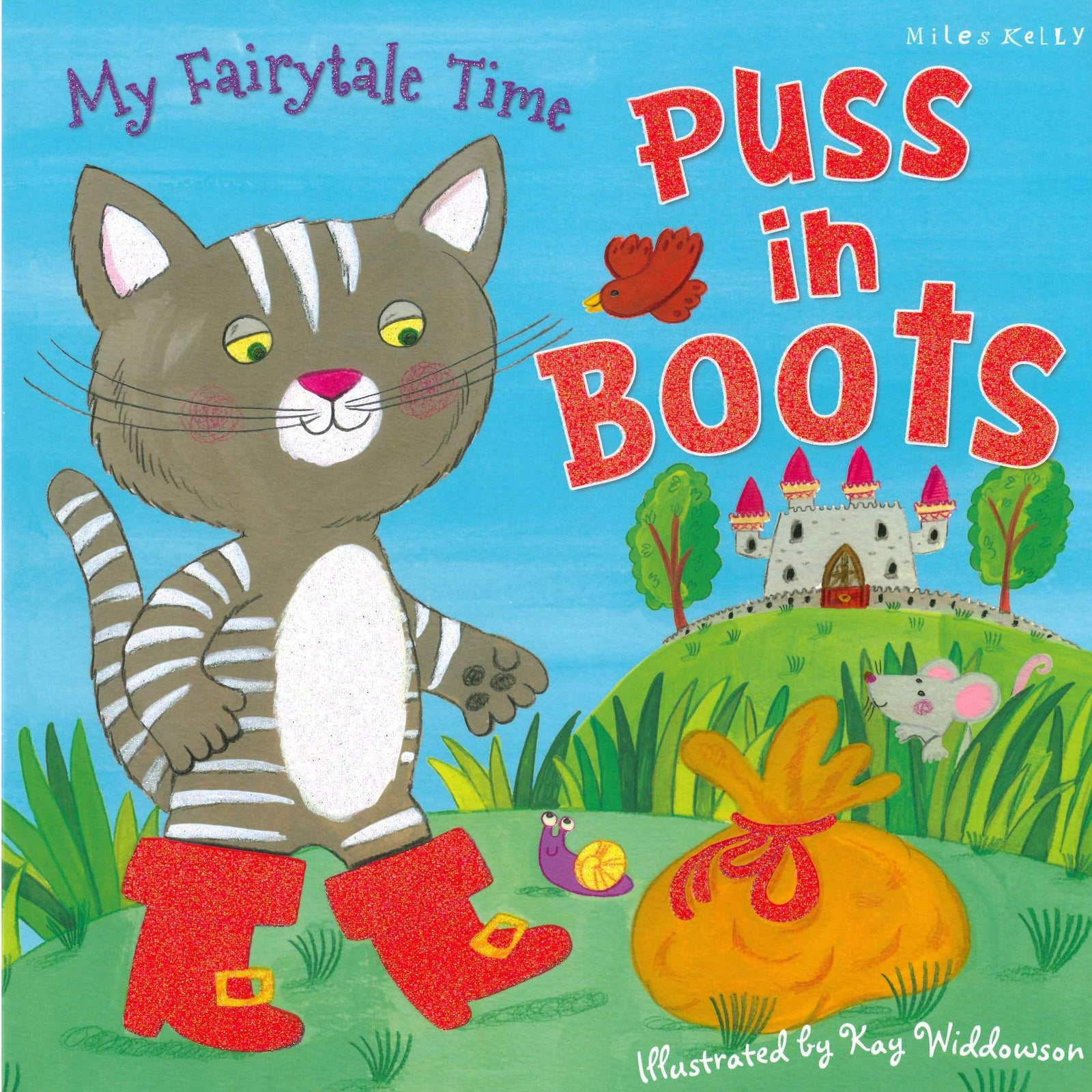 Puss In Boots (My Fairytale Time)
