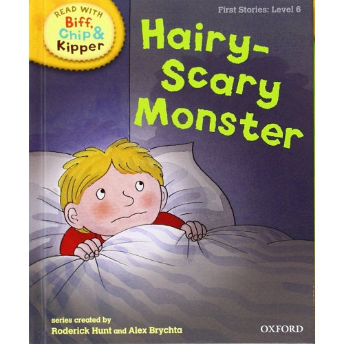 Biff Chip Kipper: Hairy-Scary Monster (S: Level 6)