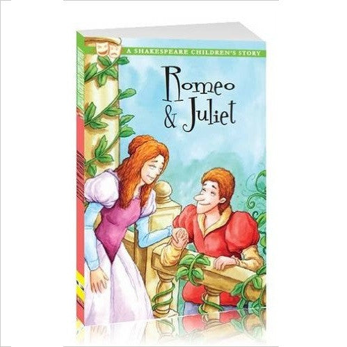 Story romeo and book juliet