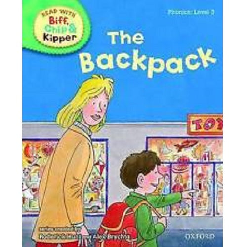 Biff Chip Kipper: The Backpack (P: Level 3)