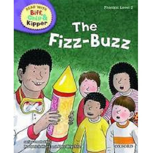 Biff Chip Kipper: The Fizz-Buzz (P: Level 2)