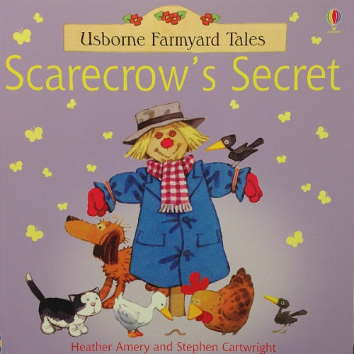 Farmyard Tales - Scarecrow's Secret