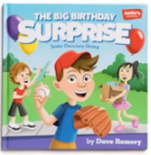 The Big Birthday Surprise (Giving) (Teaching Kids How to Win with Money!)