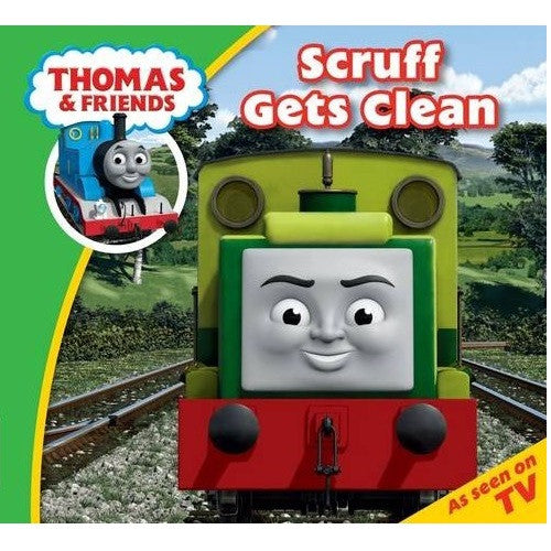 Scruff Gets Clean (Thomas & Friends)