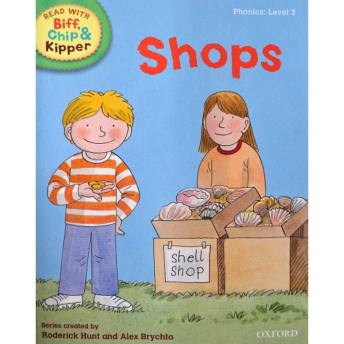 Biff Chip Kipper: Shops (P: Level 3)