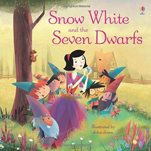 Snow White and the Seven Dwarfs (Picture Book)