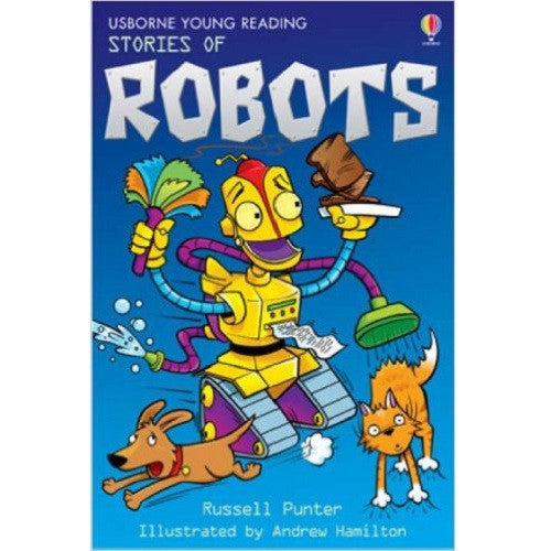 Stories of Robots (Young Reading Series 1) (40bks collection)