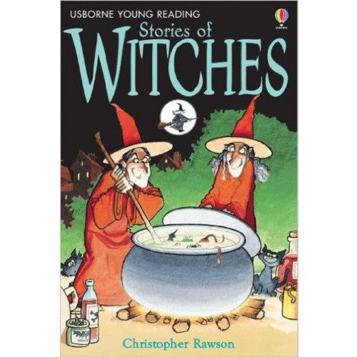 Stories Of Witches?(Young Reading Series 1)