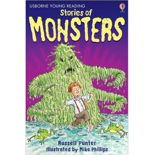 Stories Of Monsters?(Young Reading Series 1)