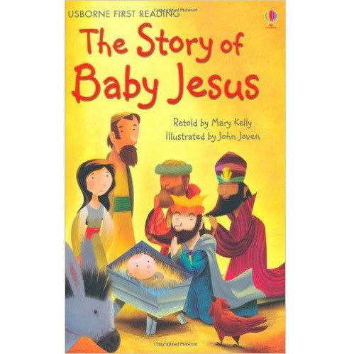 The Story Of Baby Jesus (First Reading Level 4)