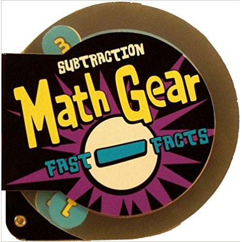 Subtraction Facts! (Math Gear: Fast Facts)
