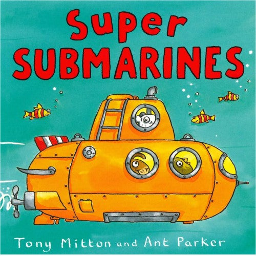 Amazing Machines - Super Submarines
