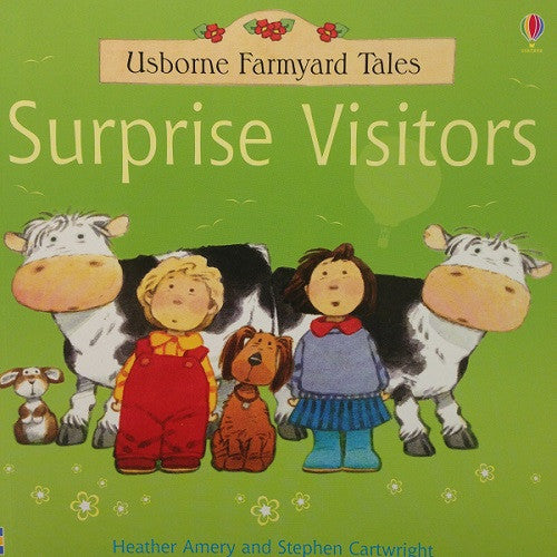 Farmyard Tales - Surprise Visitors