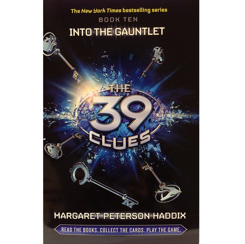 39 Clues - Into The Gauntlet (Book 10)