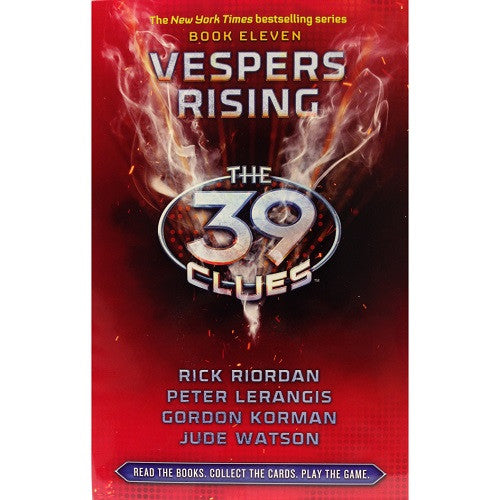 39 Clues - Vespers Rising (Book 11)