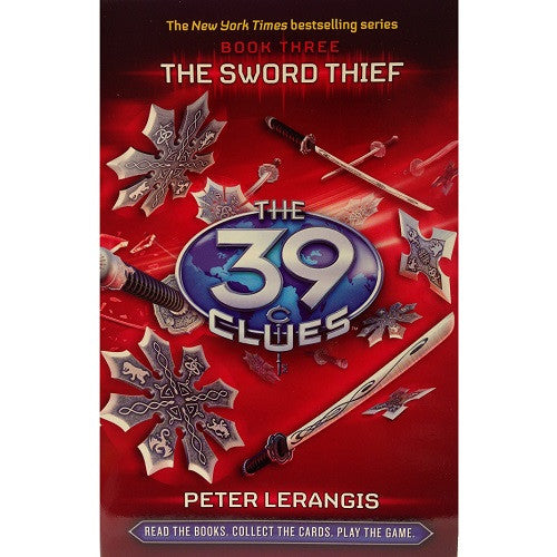 39 Clues - The Sword Thief (Book 3)