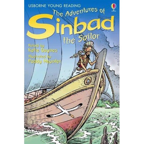 The Adventures Of Sinbad The Sailor (Very First Reading)