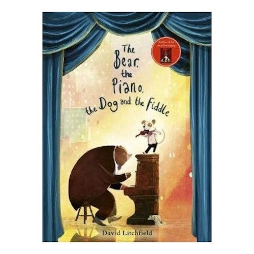 The Bear, The Piano, The Dog and the Fiddle (PB)