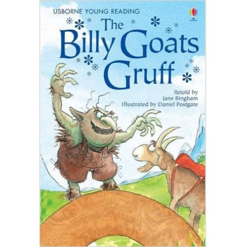 The Billy Goats Gruff?(Young Reading Series 1)