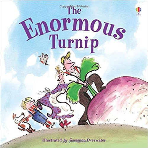 The Enormous Turnip (Picture Book)