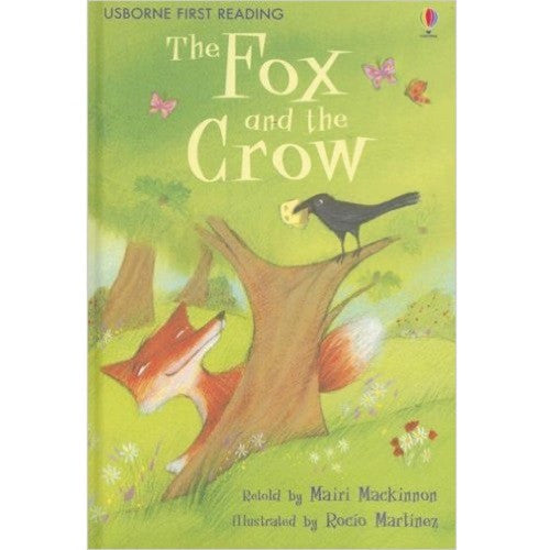 The Fox and Crow (First Reading level One)