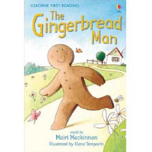 The Gingerbread Man (First Reading level Two)