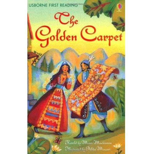 The Golden Carpet (First Reading level One)