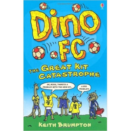 Dino FC : The Great Kit Catastrophe