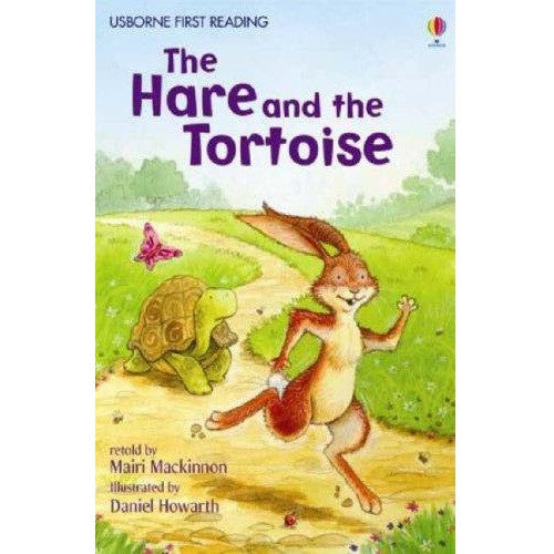 The Hare and The Tortoise (First Reading level One)