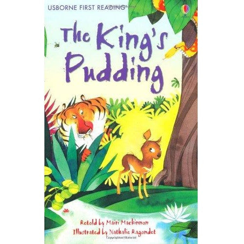 The King's Pudding (First Reading level Two)