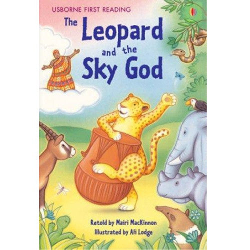 The Leopard and The Sky God (First Reading level Two)