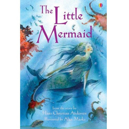 The Little Mermaid (Very First Reading)