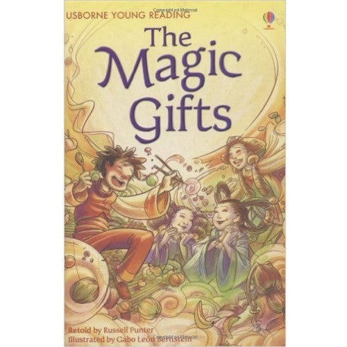 The Magic Gifts?(Young Reading Series 1)