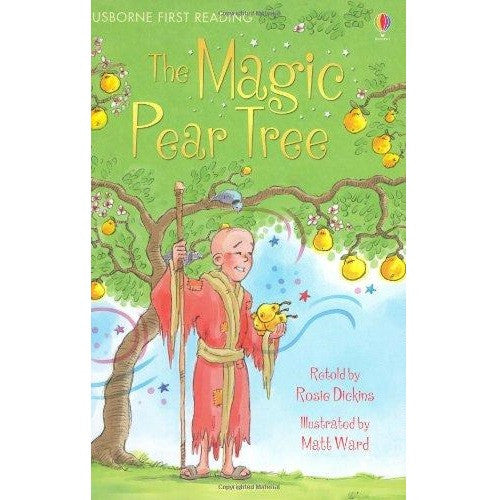 The Magic Pear Tree(First Reading level Two)