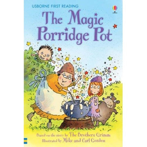 The Magic Porridge Pot (First Reading level Two)