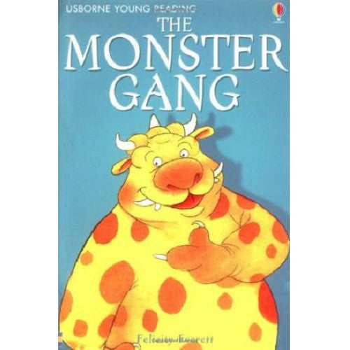 The Monster Gang  (Young Reading Series 1)