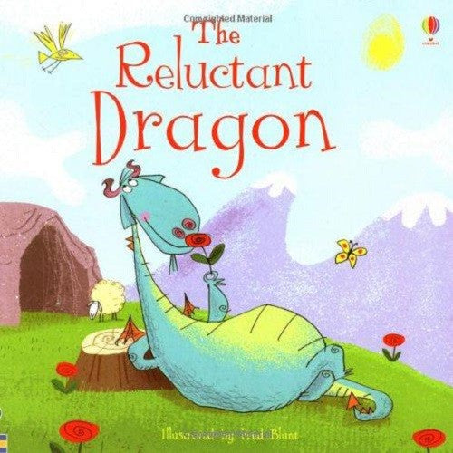 The Reluctant Dragon (Picture Book)
