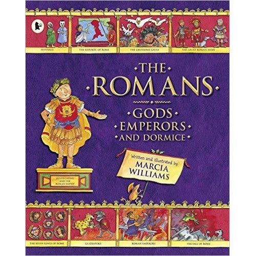 The Romans: Gods Emperors and Dormice