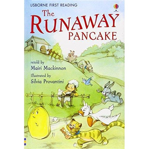 The Runaway Pancake (First Reading level One)