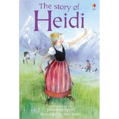 The Story Of Heidi (Young Reading Series 2)