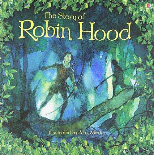 The Story of Robin Hood (Picture Book)