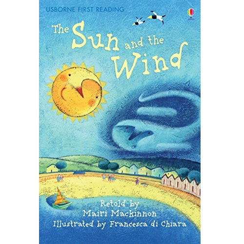 The Sun and The Wind (First Reading level One)