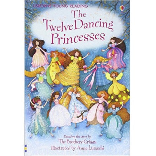 The Twelve Dancing Princesses?(Young Reading Series 1)