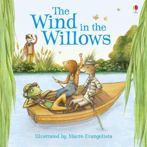 The Wind in the Willows (Picture Book)