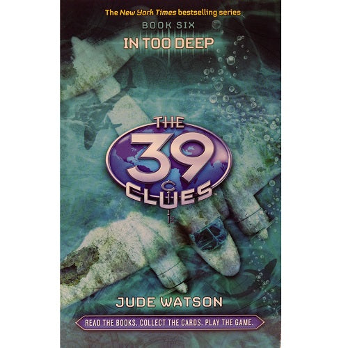 39 Clues - In Too Deep (Book 6)