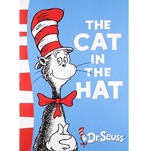 The Cat in the Hat (PB-12-Bookset)