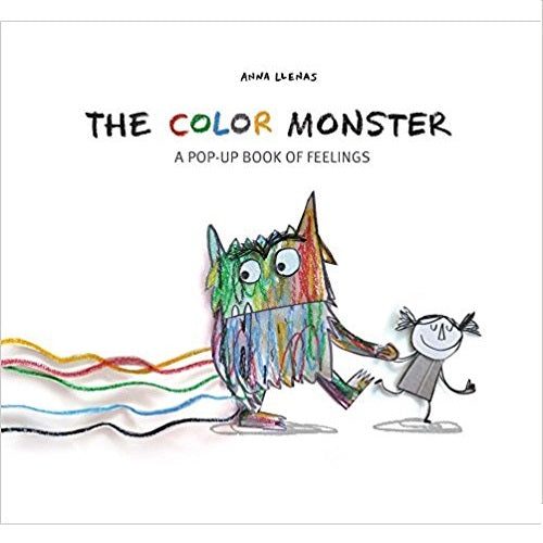 Color Monster: A Pop-Up Book of Feelings
