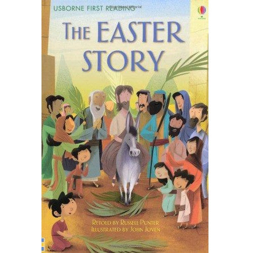 The Easter Story (First Reading Level 4)