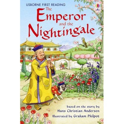The Emperor and The Nightingale (First Reading level One)